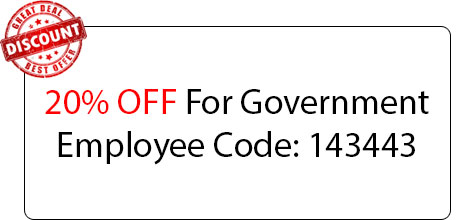 Government Employee Coupon - Locksmith at Bensenville, IL - Bensenville Il Locksmith