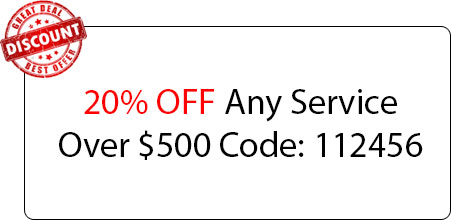 Over 500 Dollar Coupon - Locksmith at Bensenville, IL - Bensenville Il Locksmith